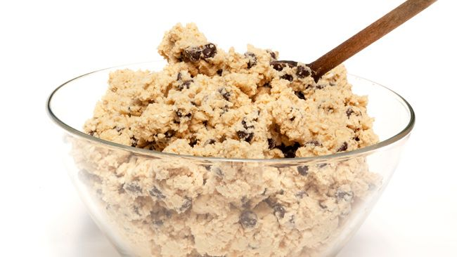 Step away from the cookie dough! Eating raw cookie dough could make you dangerously ill