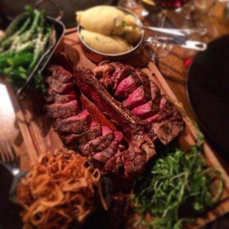 Porterhouse Steak: We have a big-meat offer here at WFG because Ireland has some of the best beef in the world and we are blessed with magically green grass that feeds and builds big beefy animals. http://www.whitefriargrill.ie/restaurant-dublin-brunch/porterhouse-steak/