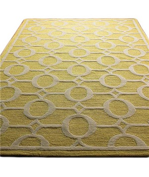 Outdoor rugs offer more bang for your buck—often less expensive and more durable than traditional rugs, they can be used indoors in high traffic areas and outdoors to add pizzazz to your patio.