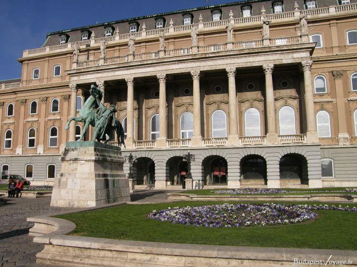 La Colline du Château de Budapest   Château Buda   Château Budapest