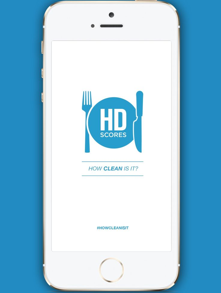 New App Displays Health Inspection Records. (Get your Food Handler Permit at Statefoodsafety.com)