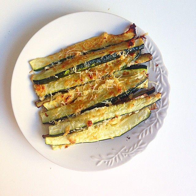 """Zucchini chips. {Parmesan, lemon, garlic and sea salt.}  Photo taken by @danandchristie on Instagram, pinned via the InstaPin iOS App! http://www.instapinapp.com (01/24/2015)"