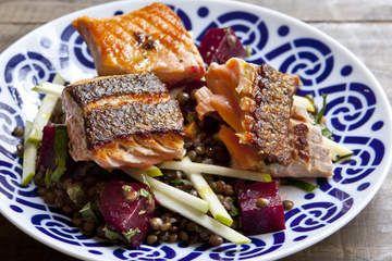 Cholesterol lowering Weekly meal planner