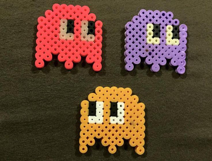 Fantasmas Pacman, tamaño MIDI.
