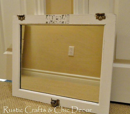 Diy Mirror Cabinet Door: Best 20+ Vintage Medicine Cabinets Ideas On Pinterest