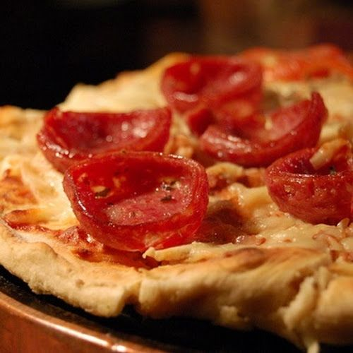Εύκολη και τέλεια ζύμη πίτσας | FoodKombi