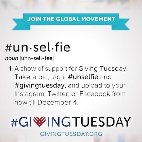 Take action and give back on Giving Tuesday | LiveDoGrow