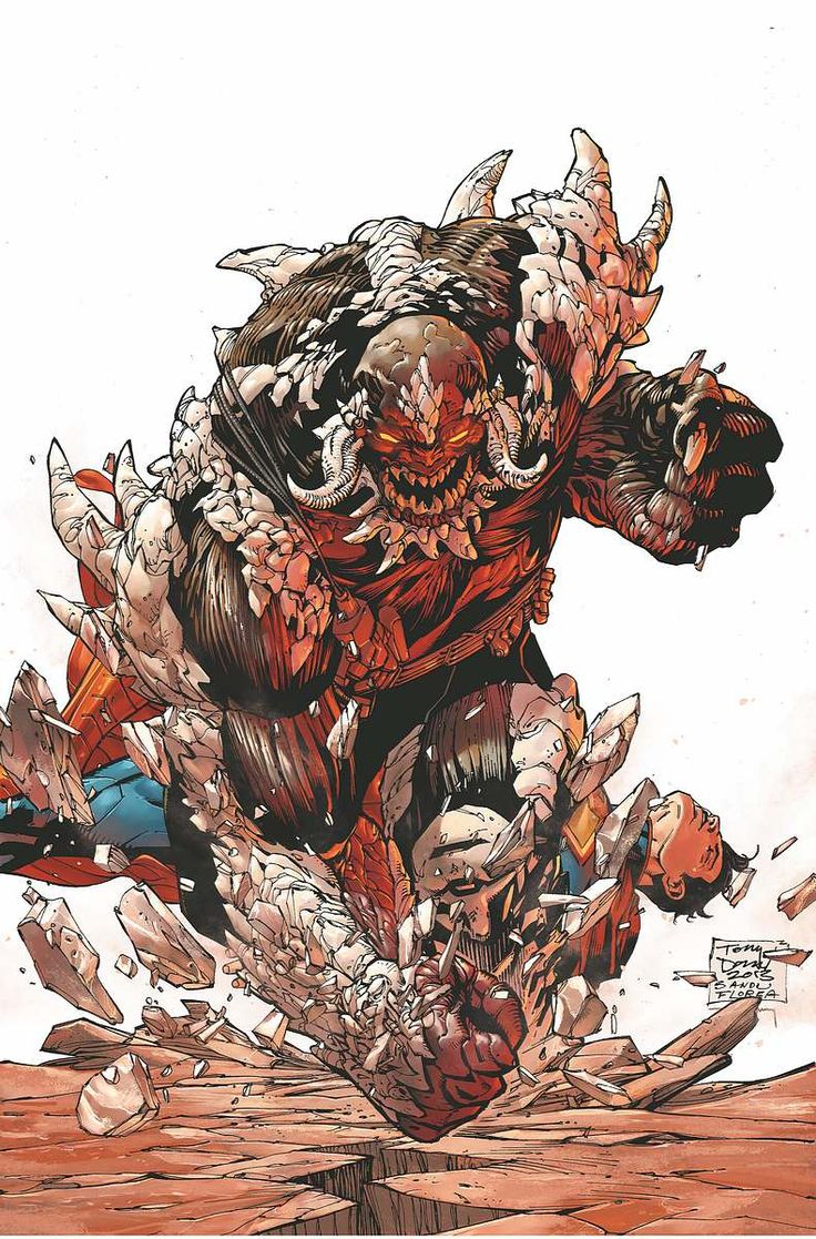BATMAN/SUPERMAN #3.1: DOOMSDAY  Written by GREG PAK  Art by BRETT BOOTH  3-D motion cover by TONY S. DANIEL  On sale SEPTEMBER 25 • 32 pg, FC, $3.99 US • RATED T  Long before Superman fought the unstoppable monster known as Doomsday, the beast's reputation for death and destruction haunted The Man of Steel's home world of Krypton.