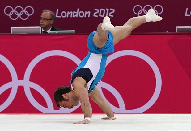 Tomás González - gimnasta
