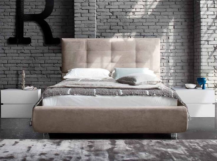 Rossetto New Age Italian Platform Bed - $1,699.00