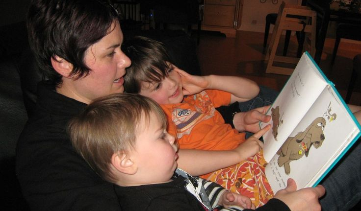 Books every parent should read to their kids.