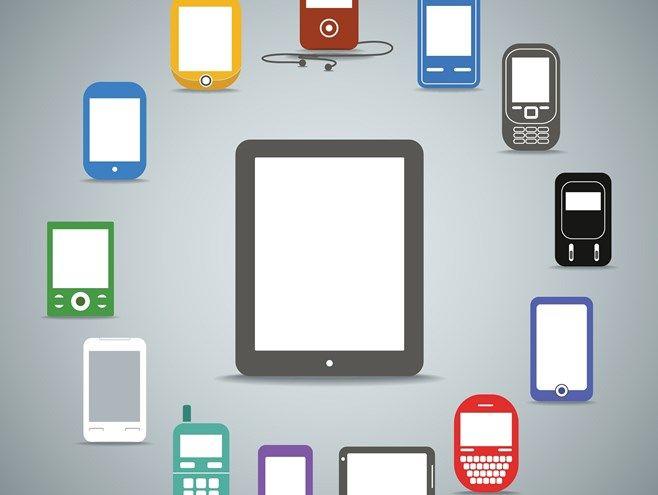 En side om brug af mobil og tablet i forbindelse med læse/skrivevanskeligheder