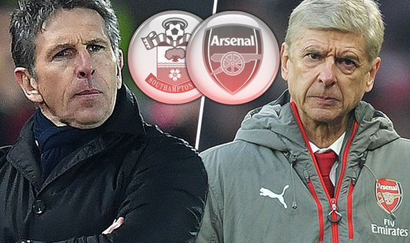 Southampton v Arsenal Live: Team news goal updates and all the action from St Marys   via Arsenal FC - Latest news gossip and videos http://ift.tt/2k3yzVE  Arsenal FC - Latest news gossip and videos IFTTT