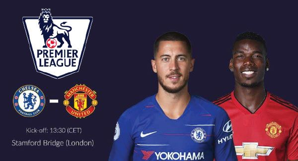 Chelsea Vs Manchester United Manchester United Live Manchester United English Premier League