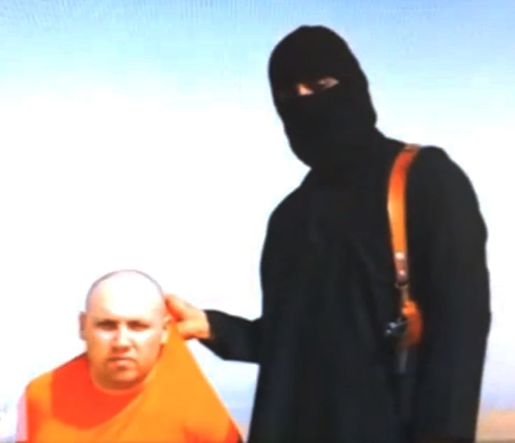 Prayers needed for the family! Video reportedly shows beheading of reporter Steven Sotloff by ISIS
