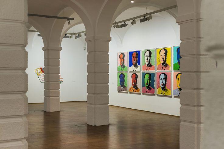 Vienna, Austria: Inside the Albertina, Museum of Modern Art