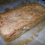 Pane rustico senza glutine