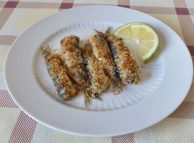 Sarde gratinate al forno, ricetta veloce