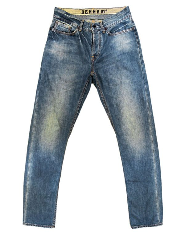NWT DENHAM Jeans fold straight Denim Jeans combines with three dimensional  tailor $199.00 � Denim ManJapanese DenimJeans FashionMen\u0027s ...