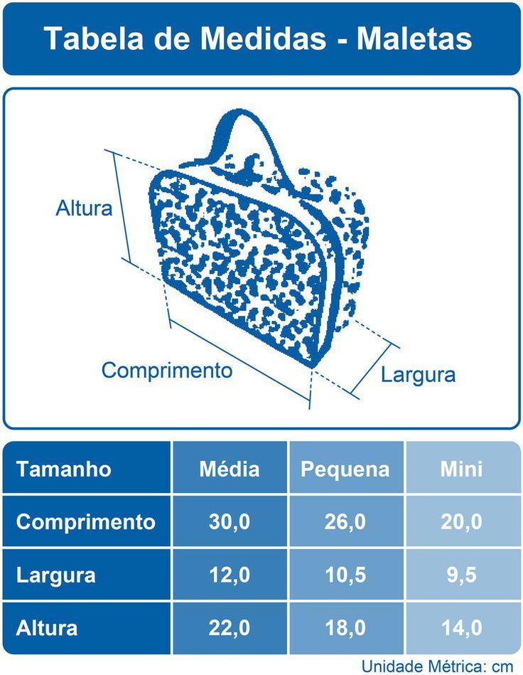 medidas de maletas de cartonagem - Pesquisa Google
