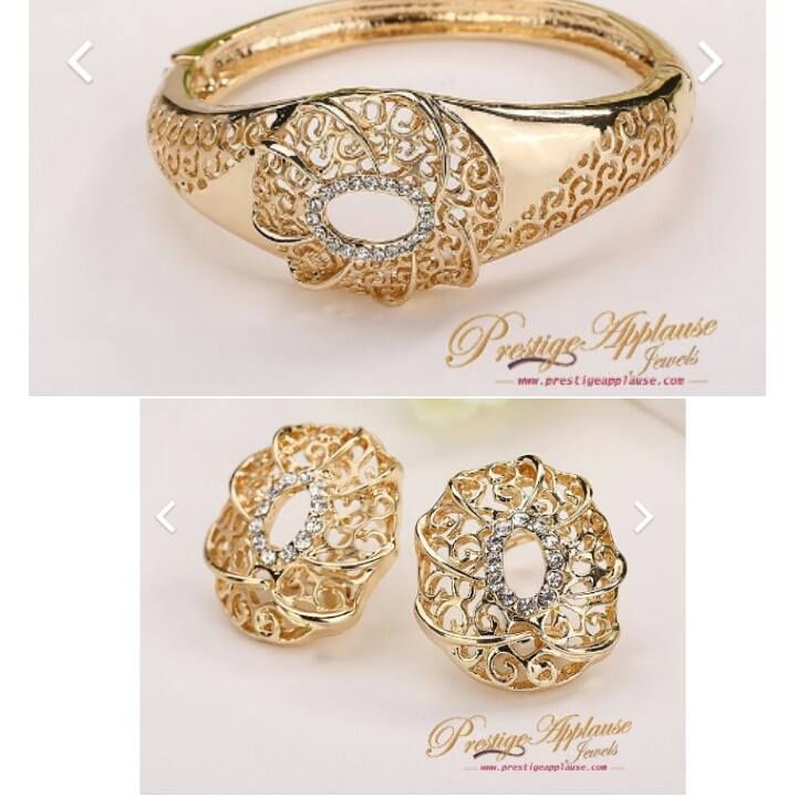 26 best Gold Silver plated Jewelleries images on Pinterest