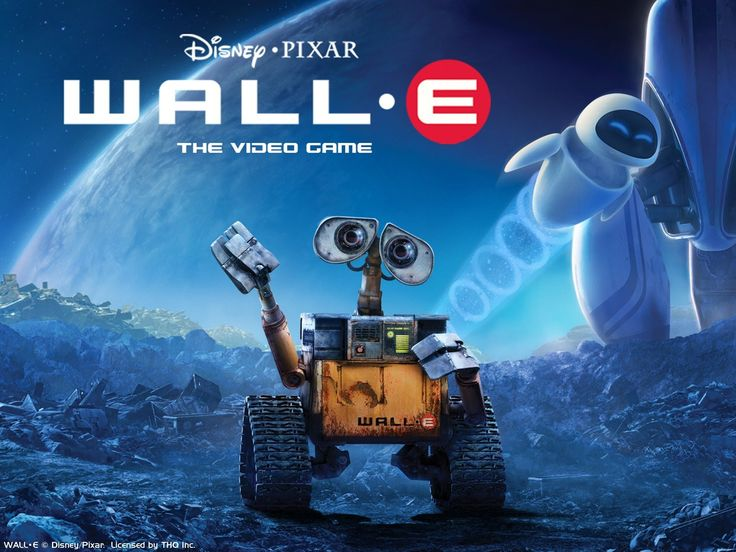 """Watl Disney Movies 2014 Full Movies English - Animation Full - animation movies full length """"WALL·E"""" is everything we've come to expect from Pixar and more- ..."""