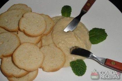 Receita de Pasta de grão de bico em receitas de molhos e cremes, veja essa e outras receitas aqui!