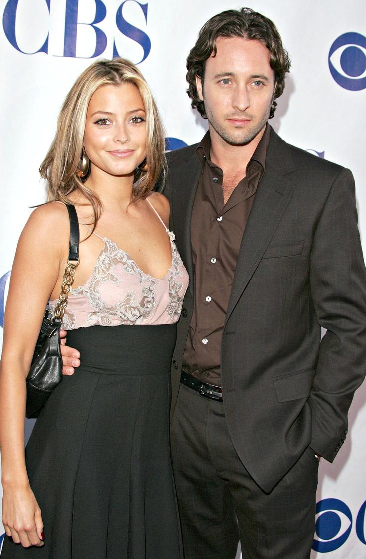 ♥♥♥♥♥ Alex O'Loughlin and Holly Valance - 2007