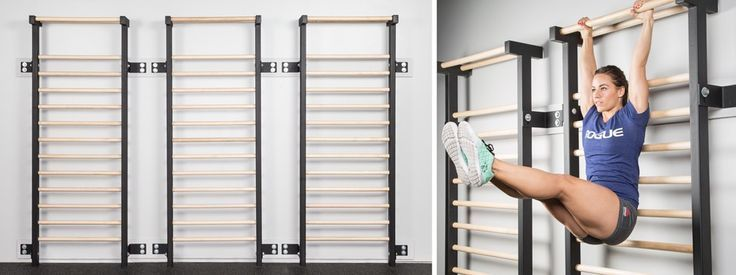 work out bars in basement gym - Google Search