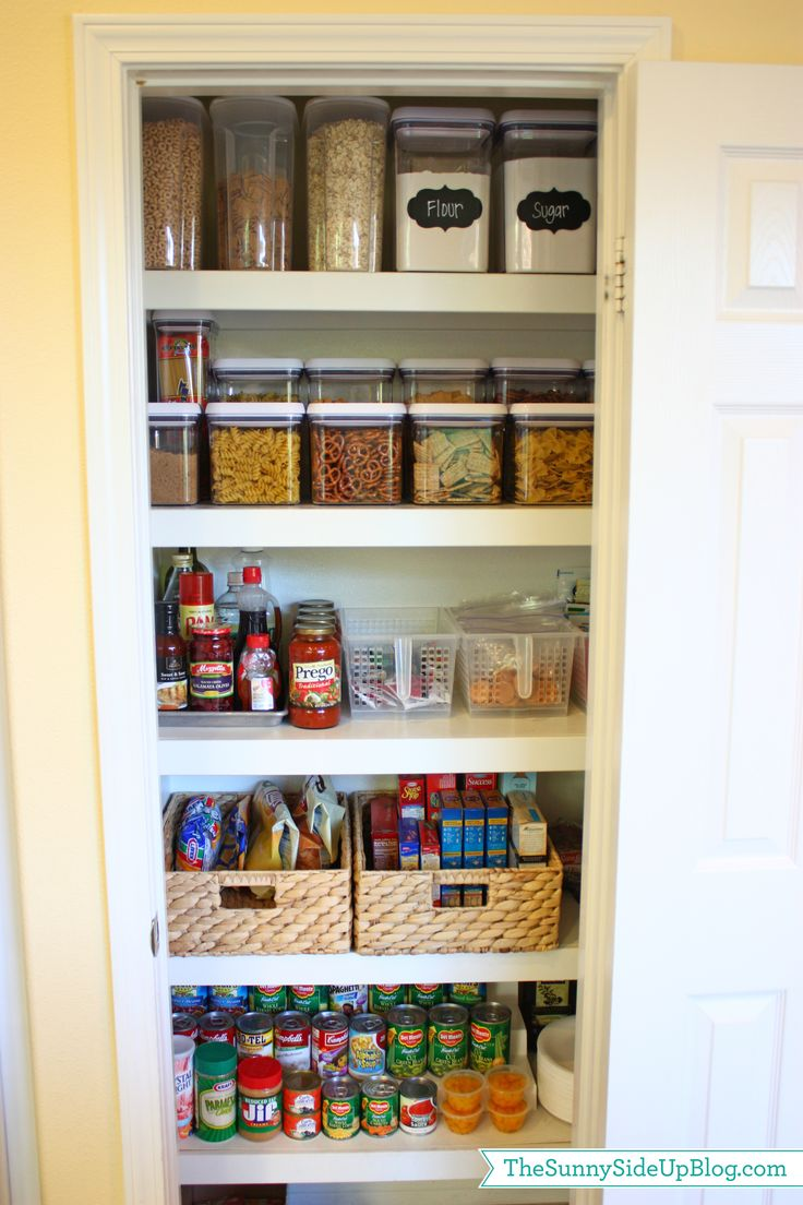 Food Storage For Small Kitchen 17 Best Ideas About Small Pantry On Pinterest Small Kitchen