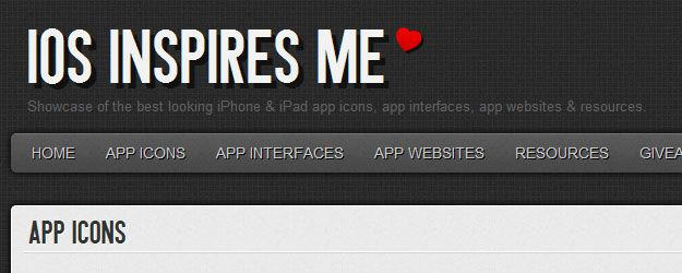 http://www.tripwiremagazine.com/2011/03/20-mobile-apps-inspiration-and-design-pattern-galleries.html