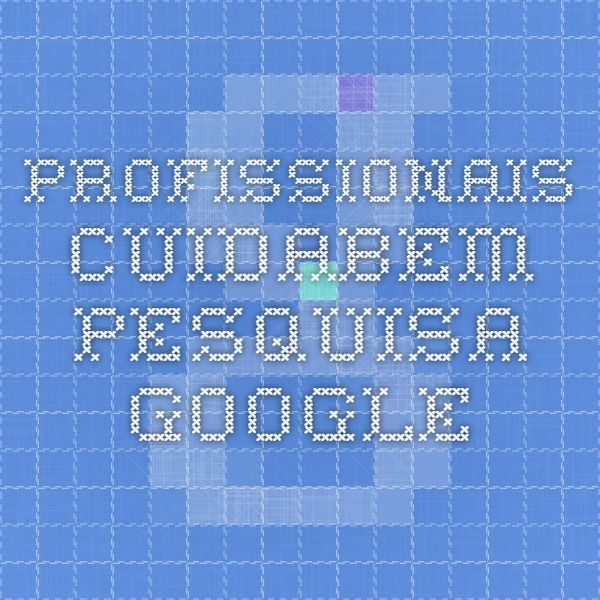 profissionais cuidabem - Pesquisa Google