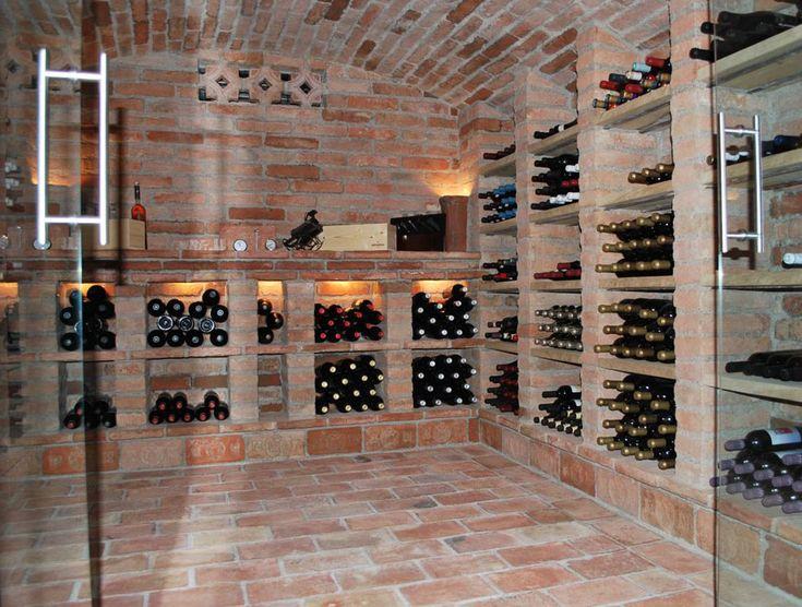 Ziegel- / Gewölbekeller, Weinkeller für die perfekte Weinlagerung