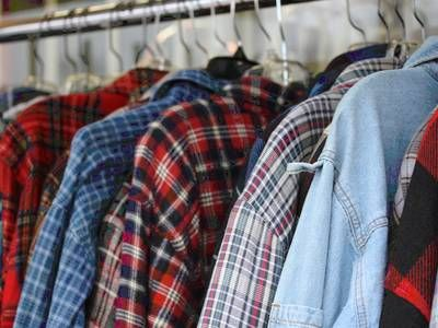 Today is National Second-Hand Wardrobe Day!