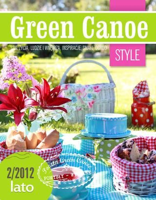 Green Canoe Style LATO 2012/2
