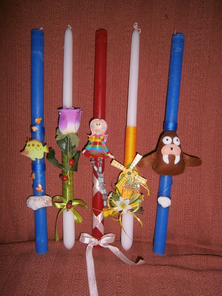 2015 Easter Candles donation III   (β)