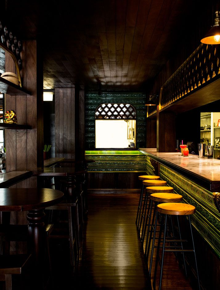 The CHOW Bar & Eating House In Sydney's Surry Hills | http://www.yatzer.com/chow-australia