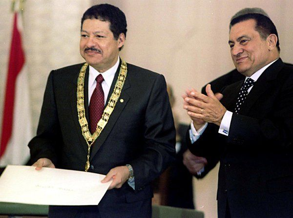 """February 26, 1946-August 2, 2016 - """"Ahmed H. Zewail, an Egyptian-American who won the Nobel Prize in Chemistry in 1999 for developing a revolutionary technique to observe the dance of molecules as they break apart and come together in chemical reactions, died on Tuesday. He was 70. Dr. Zewail, a naturalized American citizen, was the first Arab to win a Nobel in any of the sciences, and he used that stature to champion science education and research in Egypt and the Middle East. The…"""