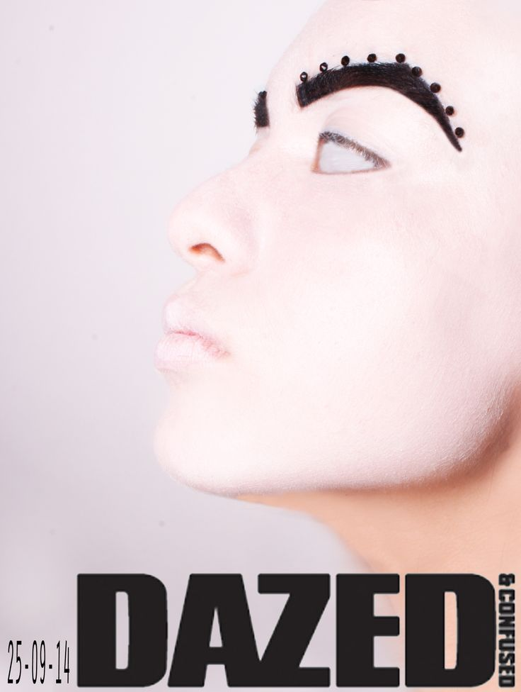 Magazine Front Cover | Dazed