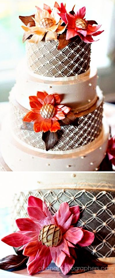 921 best wedding cakes images on Pinterest Marriage Biscuits