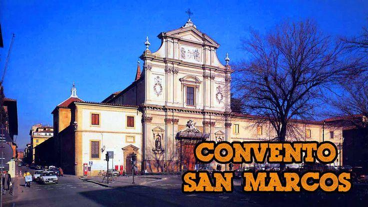 Convento de San Marcos en #Florencia, #Italia via #Viajology