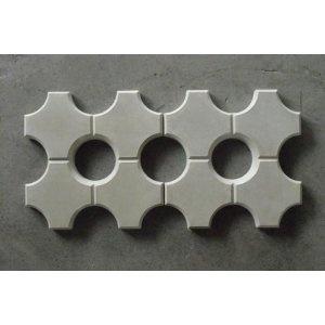 Stampo PP cemento - forma dello stampo - piastra inferiore - Calcestruzzo - Listello per esterni - lastra da marciapiede - griglia di forma Prato elemento di pietre prato: Amazon.de: fai da te  7,49 euro