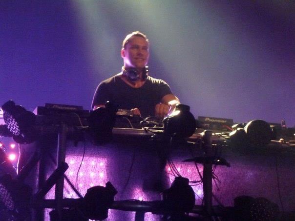 Tiesto at the biggest club in the world. Ibiza 2011. We were right at the front, the best DJ I've ever witnessed in real life!
