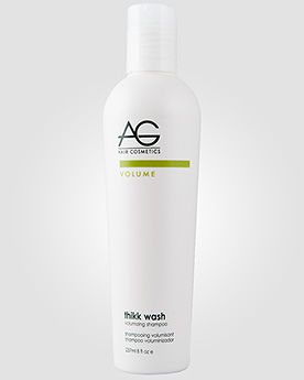 AG Hair Cosmetics Шампунь для объема волос AG Thikk Wash Volumizing Shampoo. 237 мл.
