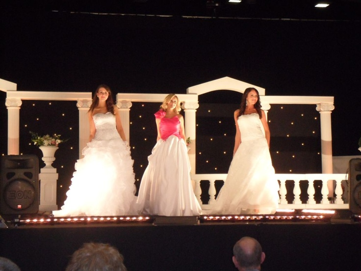 Fashion Show at our Ricoh Arena Wedding Show 2013