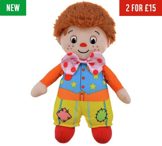 Buy Mr Tumble Noisy Nose Mr Tumble at Argos.co.uk, visit Argos.co.uk to shop online for 2 for 15 pounds on Toys, Toys