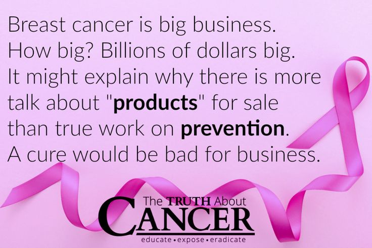Let's break down the financial gains and what big cancer organizations are missing in their huge campaigns. Pin to save for later! // The Truth About Cancer