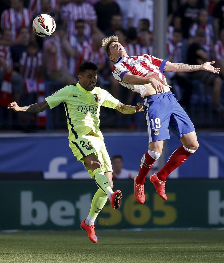 Dani Alves & Fernando Torres
