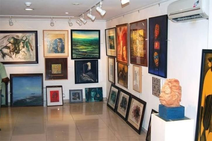 10 Art Galleries In Kolkata That Are A Source Of Joy To Artists And Art Lovers Alike