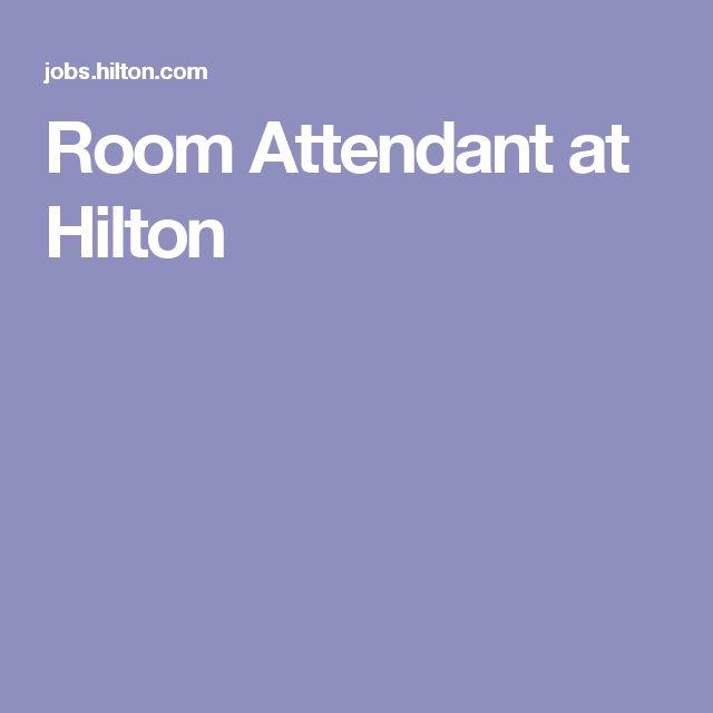 The 25 Best Room Attendant Ideas On Pinterest Adorable Dining Room Attendant Duties Design Inspiration